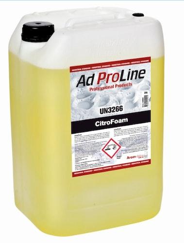 Citrofoam förtvättsmedel adproline 25 Liter (endast företag)