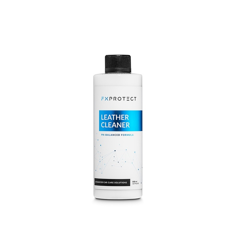 LEATHER CLEANER FX PROTECT