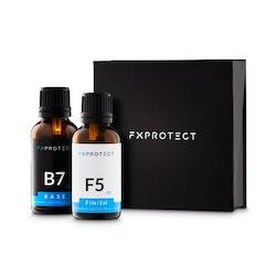 B7 BASE + F5 FINISH FX PROTECT (endast företag)