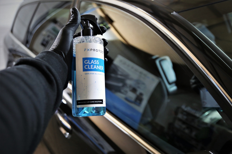 GLASS CLEANER FX PROTECT 500ml