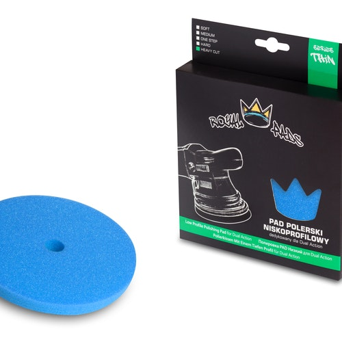 Royal Pads Serie Thin Heavy cut pad 130mm