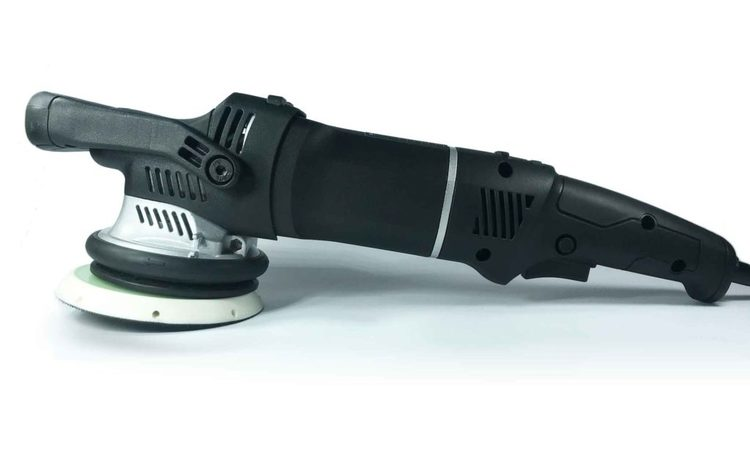 Evoxa HDD15 DA-Polermaskin 125mm