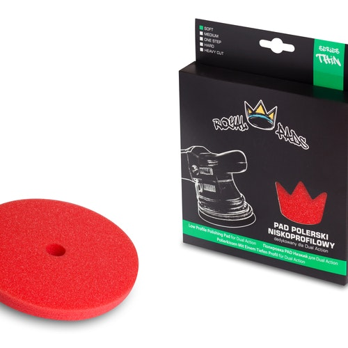 Royal Pads Serie Thin soft pad 130mm