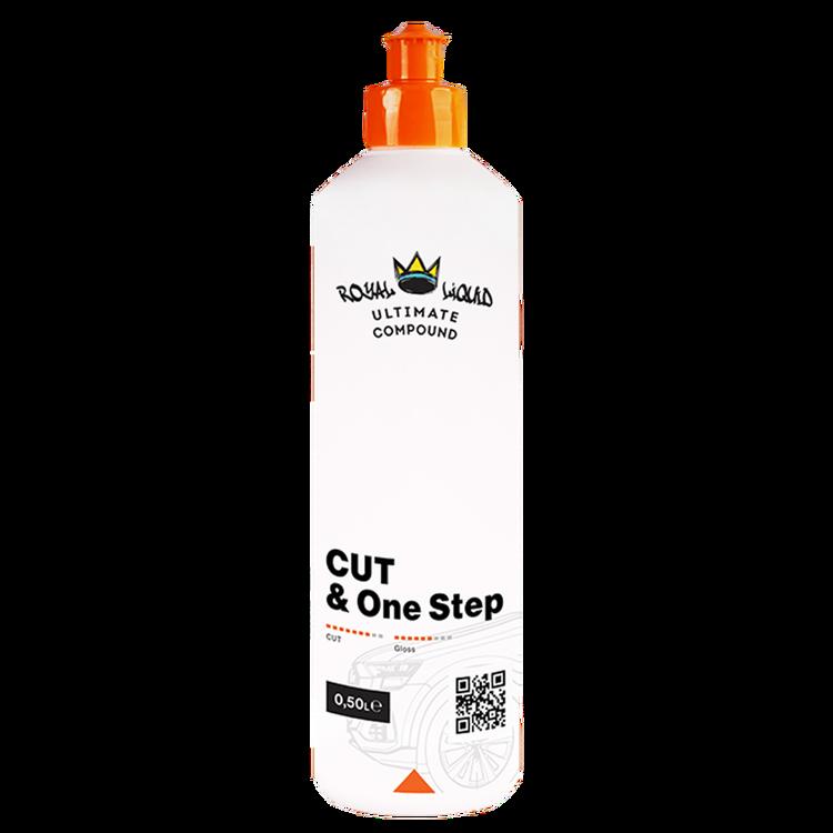 Royal pad Cut & One step polish