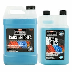P&S RAGS TO RICHES MICROFIBERTVÄTTMEDEL