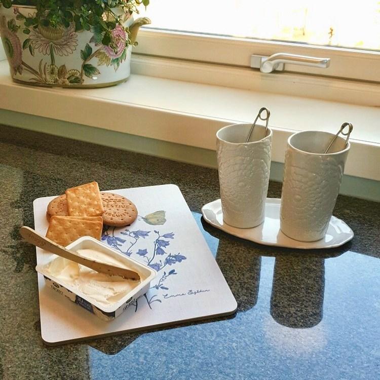 Keramikmugg latte