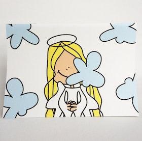 Ritbok - Ängel