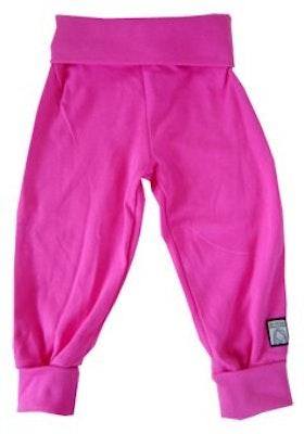 Byxa, enfärgad rosa, 50-56
