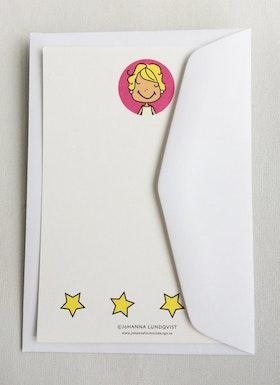 Brevkort med kuvert - Marilyn