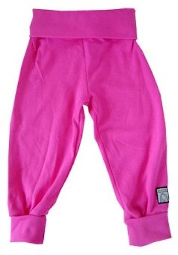 Byxa, enfärgad rosa, 62-68