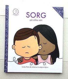 Sorg på olika sätt - barnbok