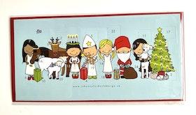 Kalenderkort Julgänget
