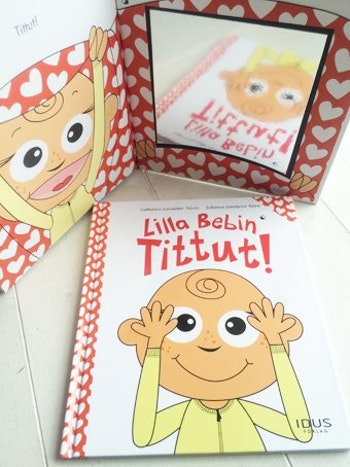 Lilla Bebin Tittut! - bilderbok
