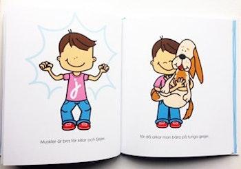 Jag - barnbok