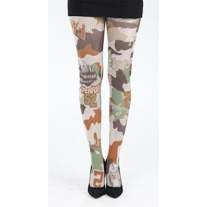 Safari Printed Tights