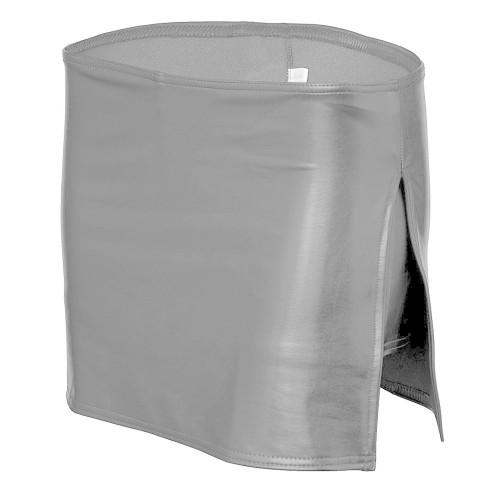 Gemini Metallic Skirt/hotpants