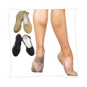 Sansha Silhouette Leather Ballet