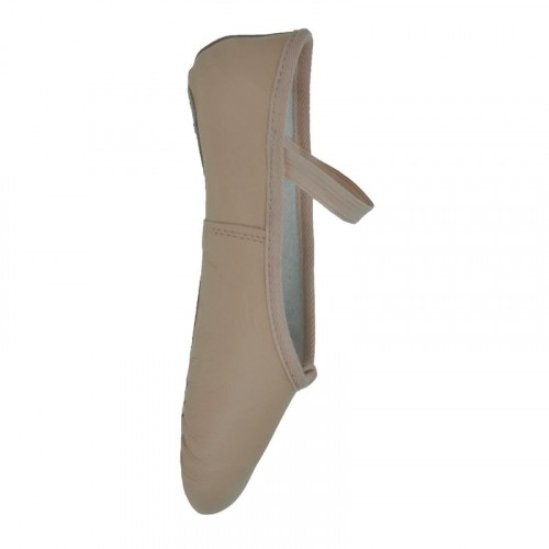 Ballet Leather Full Sole pink