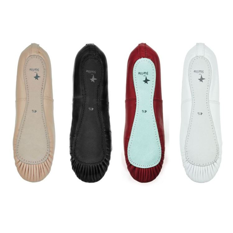 Ballet Leather Full Sole