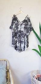 Lindex strandklänning/ blus storlek XS/S