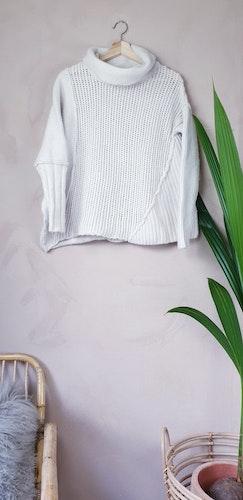Hunkydory stickad tröja storlek L