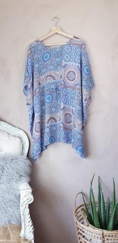 Strandklänning/ tunika storlek onesize