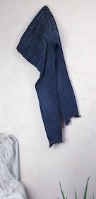 Zara svarta jeans storlek Large