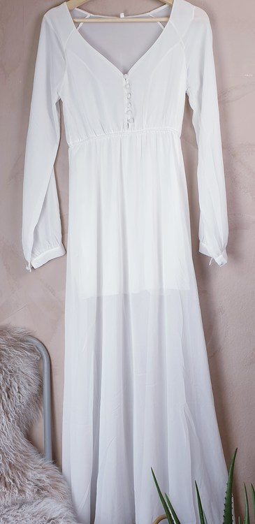 Långklänning storlek small