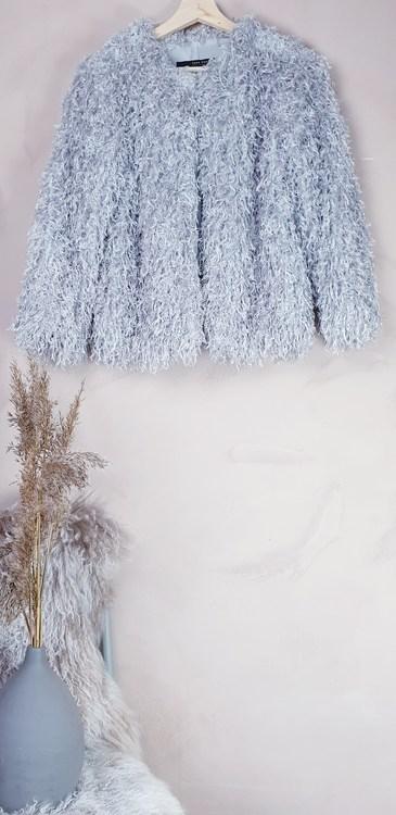 Zara franskofta storlek medium
