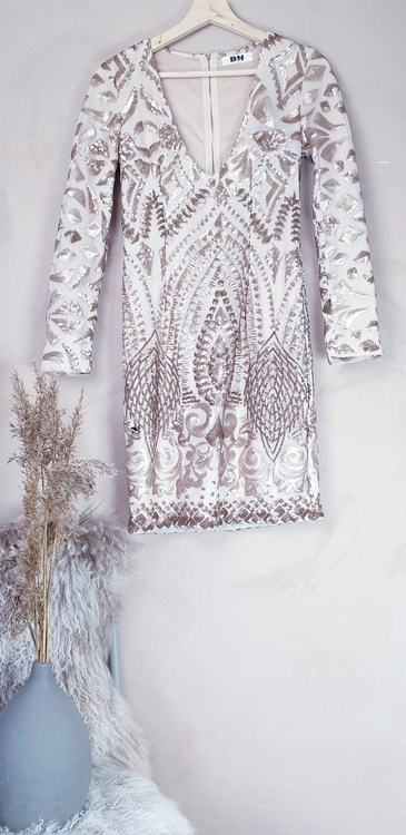 DM Retro klänning storlek XS