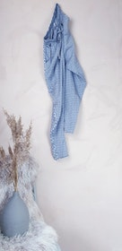 Ajlajk blå byxor storlek small