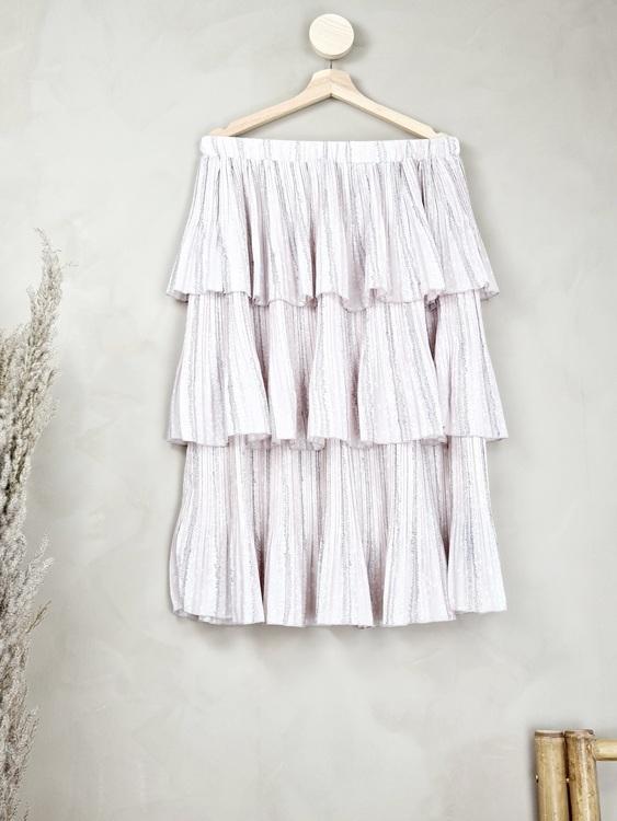 Lost Ink kjol storlek small
