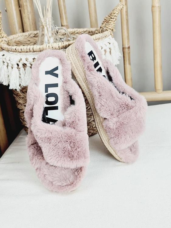 Bimba & Lola slip in skor med platå storlek 40