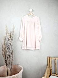 H&M rosa klänning storlek small