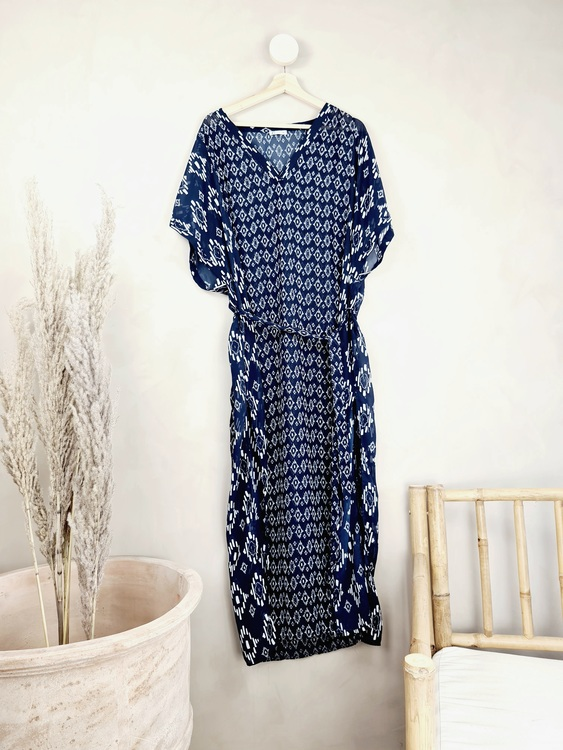 Cubus kaftan/klänning storlek L/XL