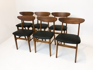 Danska Farstrup stolar