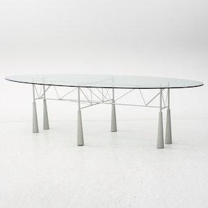 Matbord i glas Elliott Littmann
