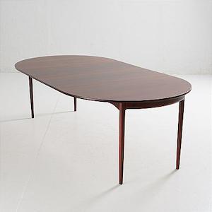 Matbord i jakaranda Ib Kofod Larsen