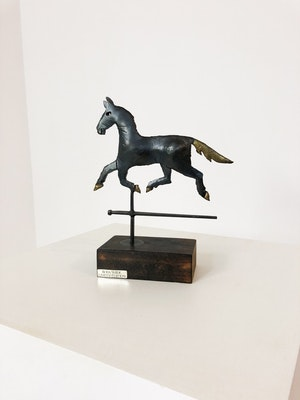 Skulptur i smide Bertil Vallien