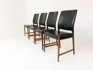 4 st stolar Fredrik Kayser Norge