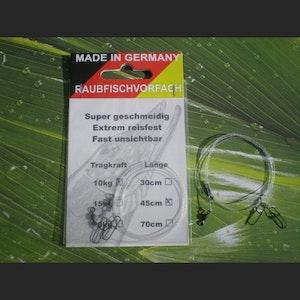 Tafs av flätad polyamid  10kg /15kg / 20kg - 45cm