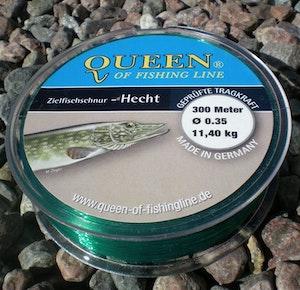 Queen Gädda - 300m - grön