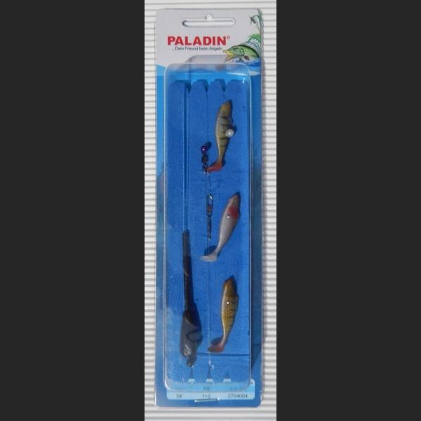 Saltarella Mini Shad System