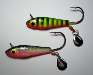 NITRO MINNOW WITH SPINNER