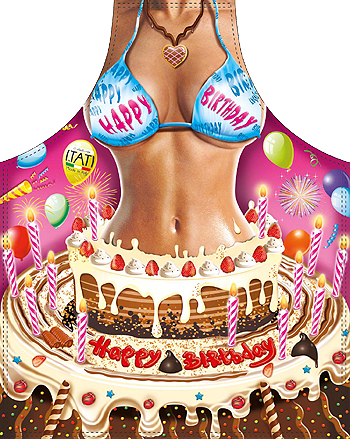 Födelsedagspresent Hon