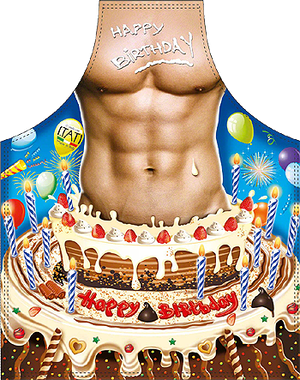 Födelsedagspresent Han