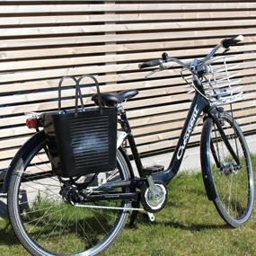 Cykelkorg att hänga på pakethållaren!