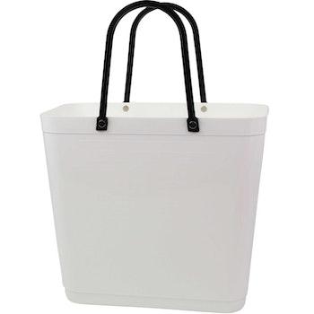 Väska Vit - Cityshopper - Perstorp Design