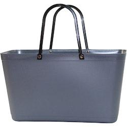 Tasche Grau Sweden Bag - Groß 55107