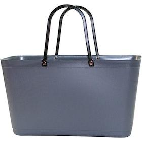 Väska Grå - Sweden Bag - Stor